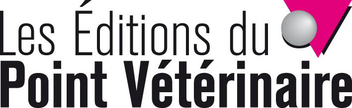 Logo editions point veterinaire